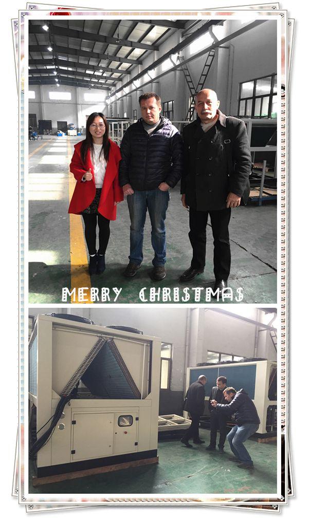 Ukrain customer visit