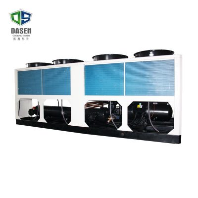 Industrial Air Cooled Screw Chiller Thumb 1