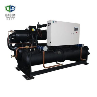 Double Screw Compressor Water Cooling Chiller Thumb 3